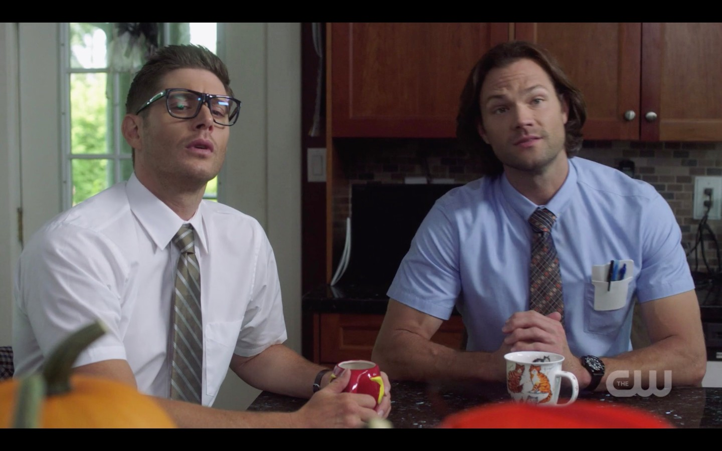 dean blow mouth for dean winchester dork look 1404