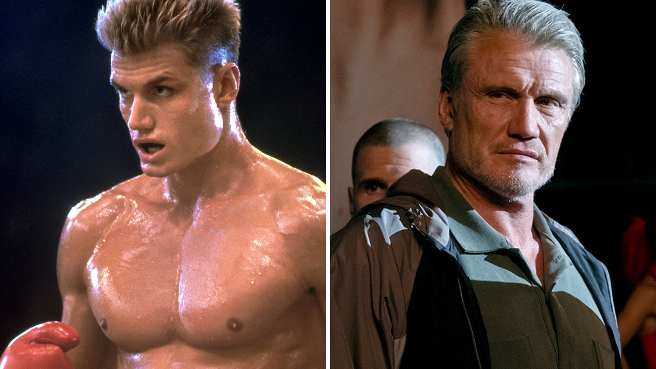 dolph lundgren ivan drago from rocky iv and now in creed 2