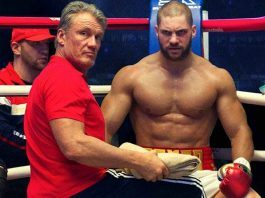 dolph lundgren returns ivan drago to creed 2 movie tv tech geeks interview