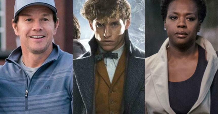 instant family vs fantastic beasts vs widows at box office