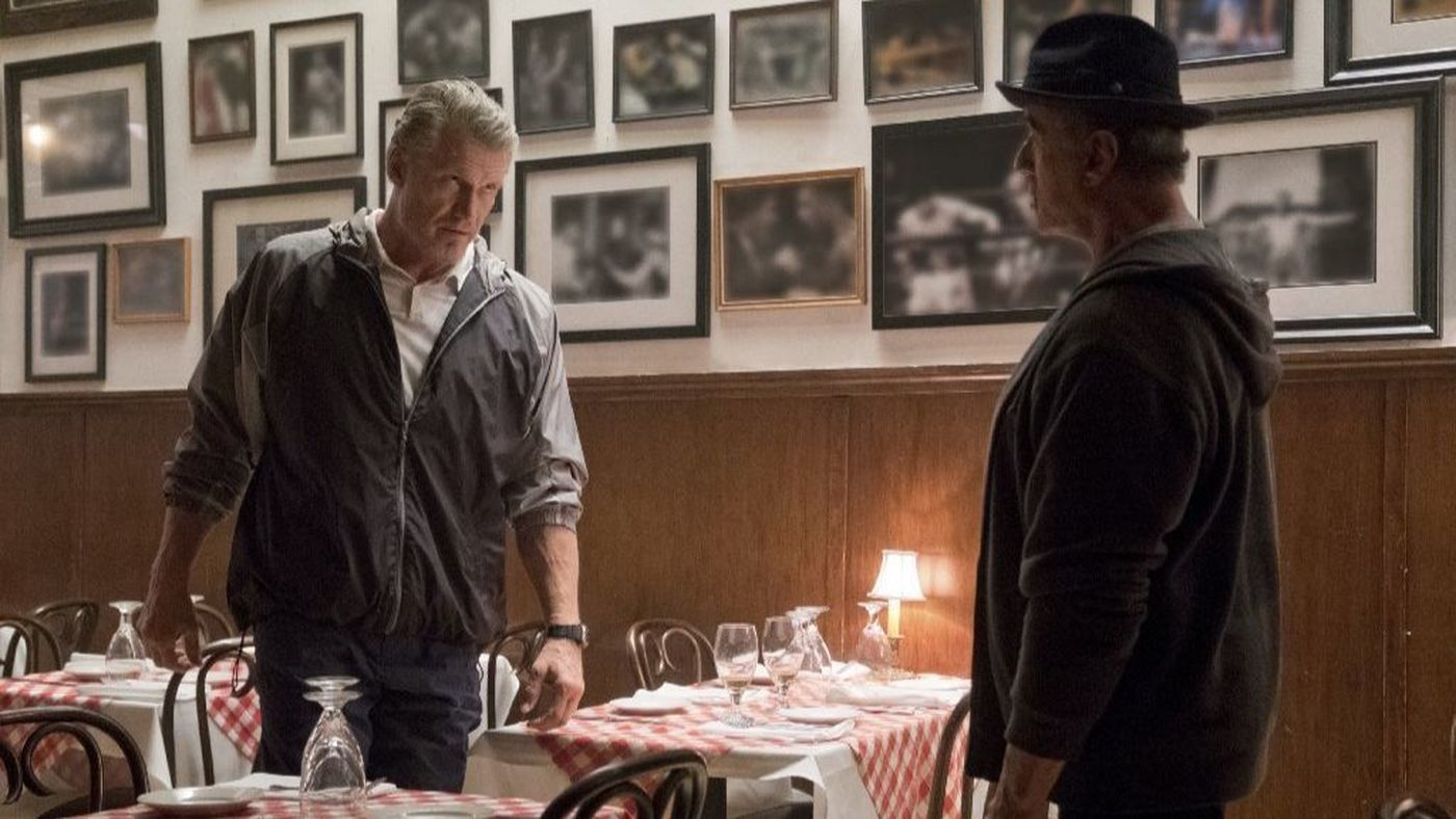 ivan drago meets rocky again in creed 2 movie images