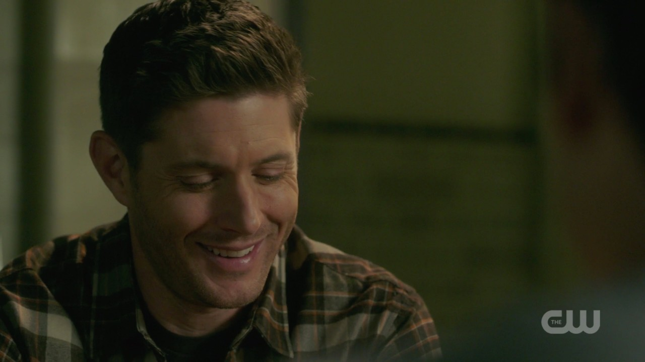 jack your pretty smart sometimes dean winchester 1406