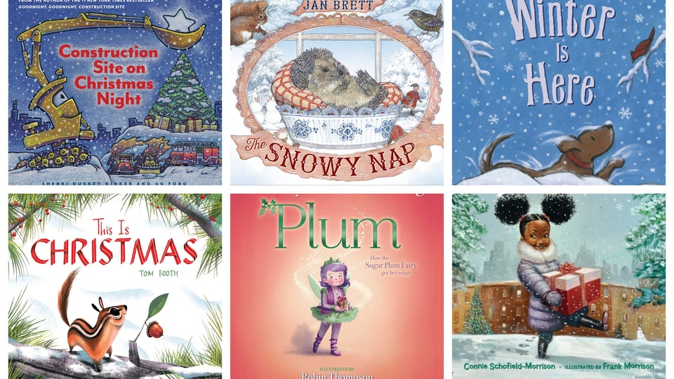 kids christmas books holiday gifts