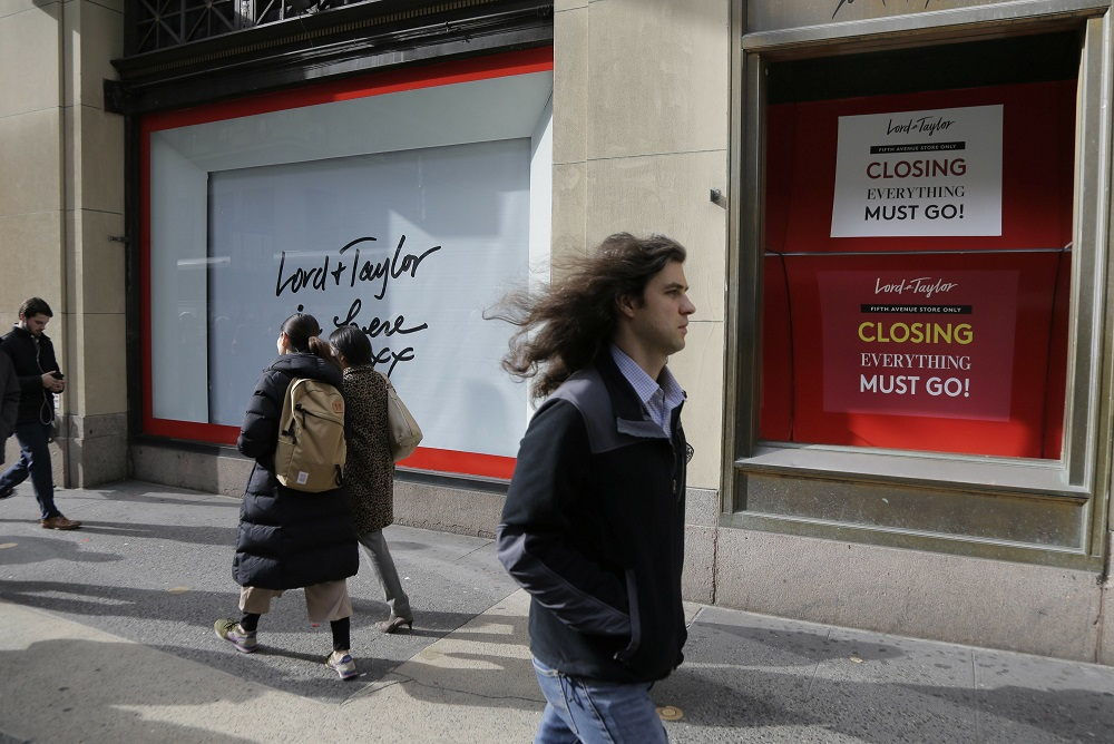 lord taylor closing fifth avenue store in 2019 images