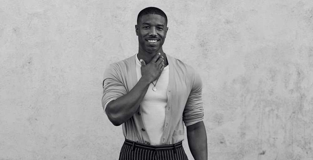 michael b jordan creed 2 movie tv tech geeks interview