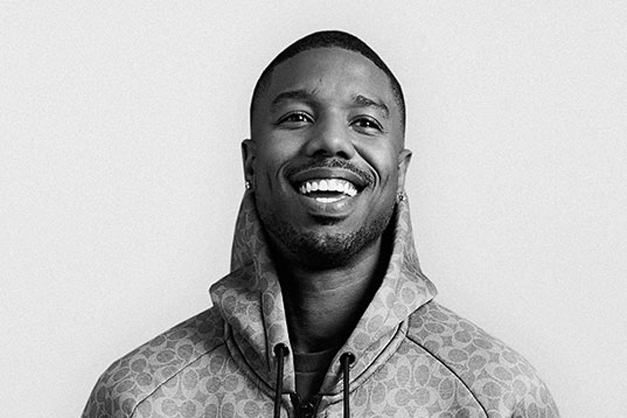 michael b jordan laughing mttg