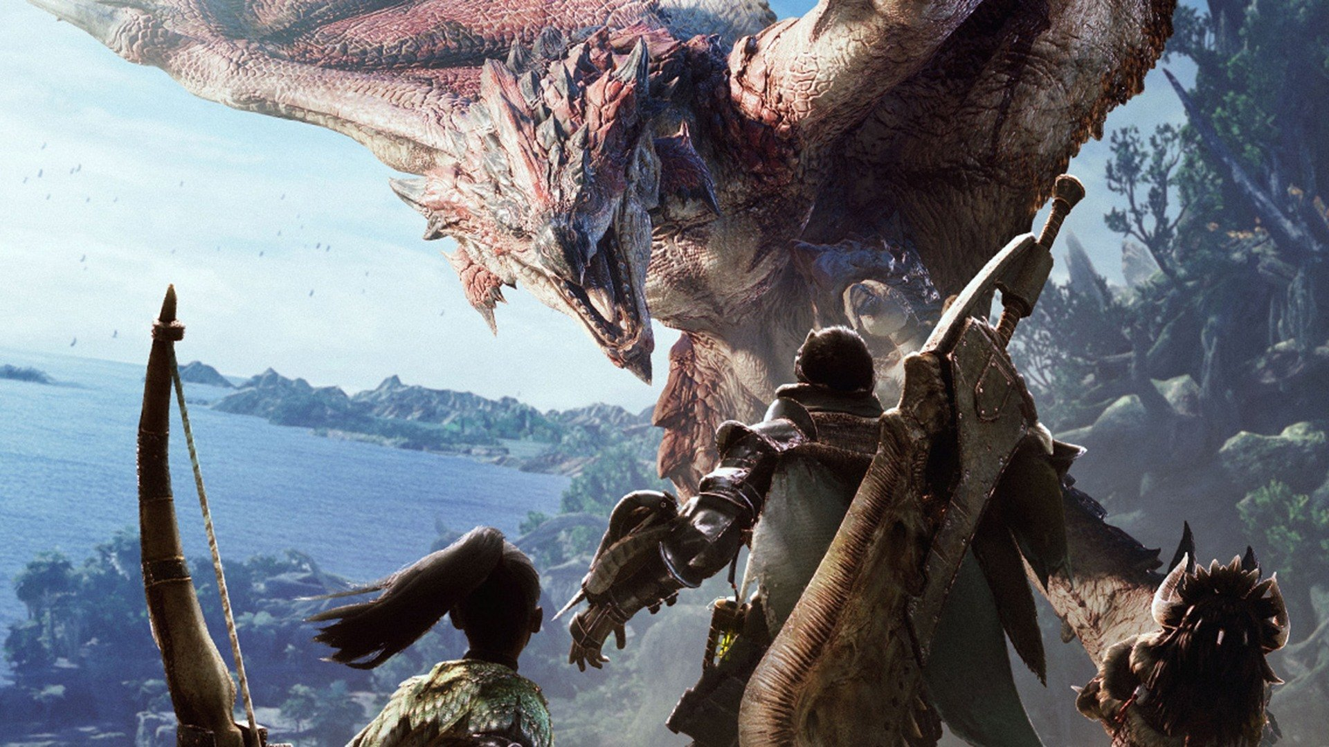 monster world hunter video game black friday cyber monday hot deals