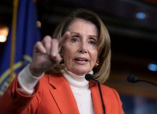 nancy pelosi facing democrats opposing for republicans 2018 images