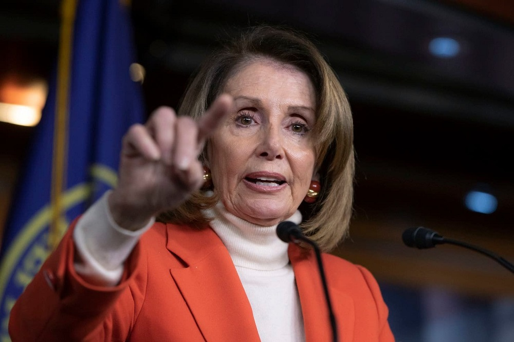 Nancy Pelosi sends letter to Democratic colleagues urging unity