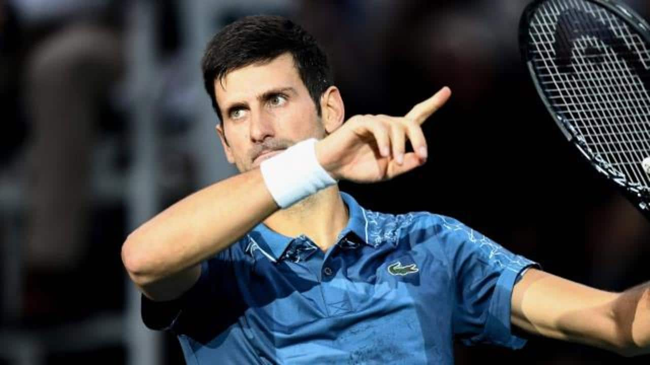 novak djokovic back on top of rafael nadal atp ranking