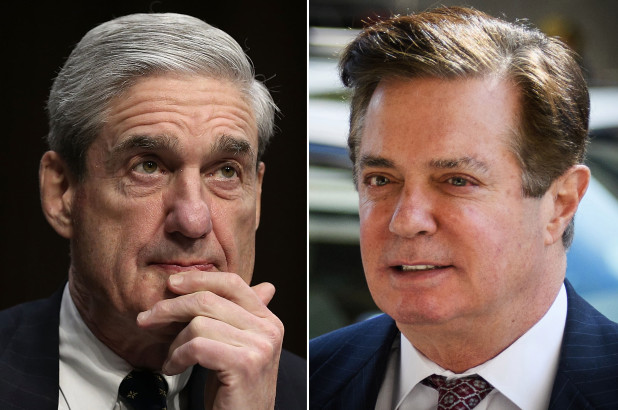 paul manafort violation bob mueller plea