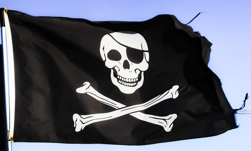pirates of the caribbean 6 captain jack flag johnny depp