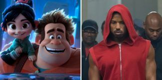ralph breaks the internet vs creed 2 michael b jordan box office weekend 2018