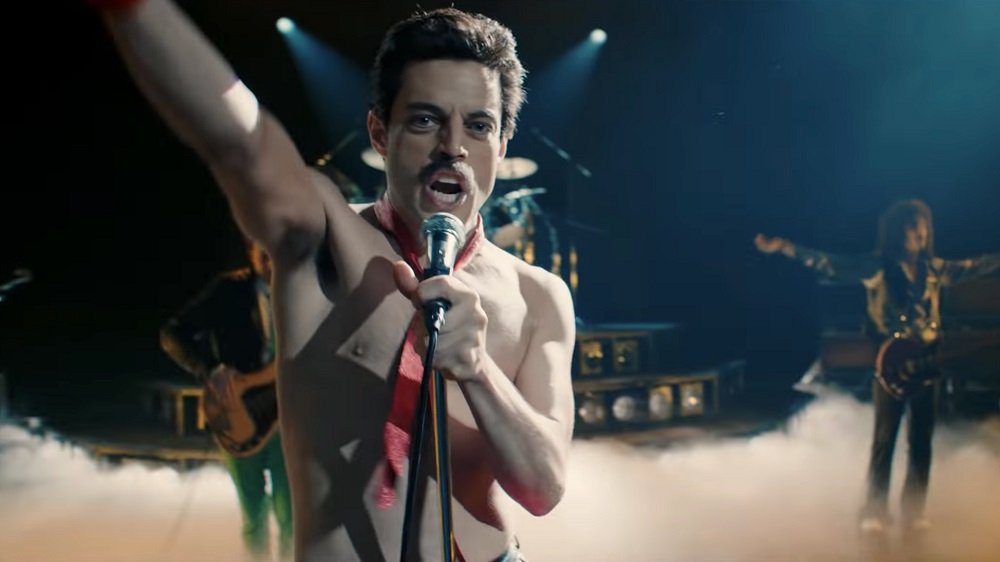 rami malek bohemian rhapsody tops box office weekend 2018 images