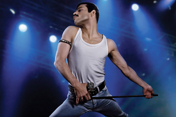 rami malek captures flamboyant freddie mercury moves
