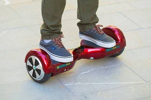 red hoverboard hot holiday gift ideas knock off