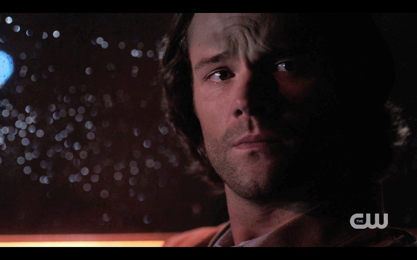 sam winchester giving dean hot sexy look mint condition