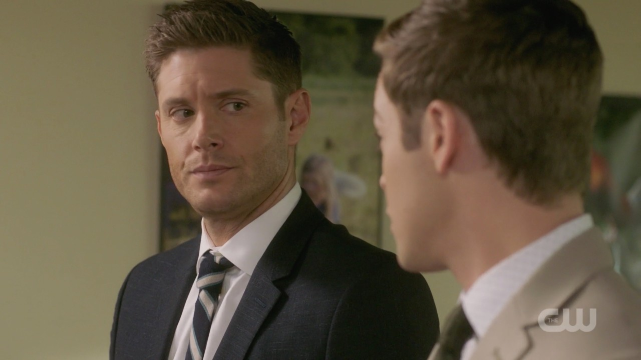 supernatural jack to dean winchester and before the sex