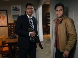 supernatural optimism 1406 dean winchester with jack gun