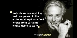 william goldman rip all presidents men author