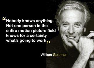 william goldman rip all presidents men author