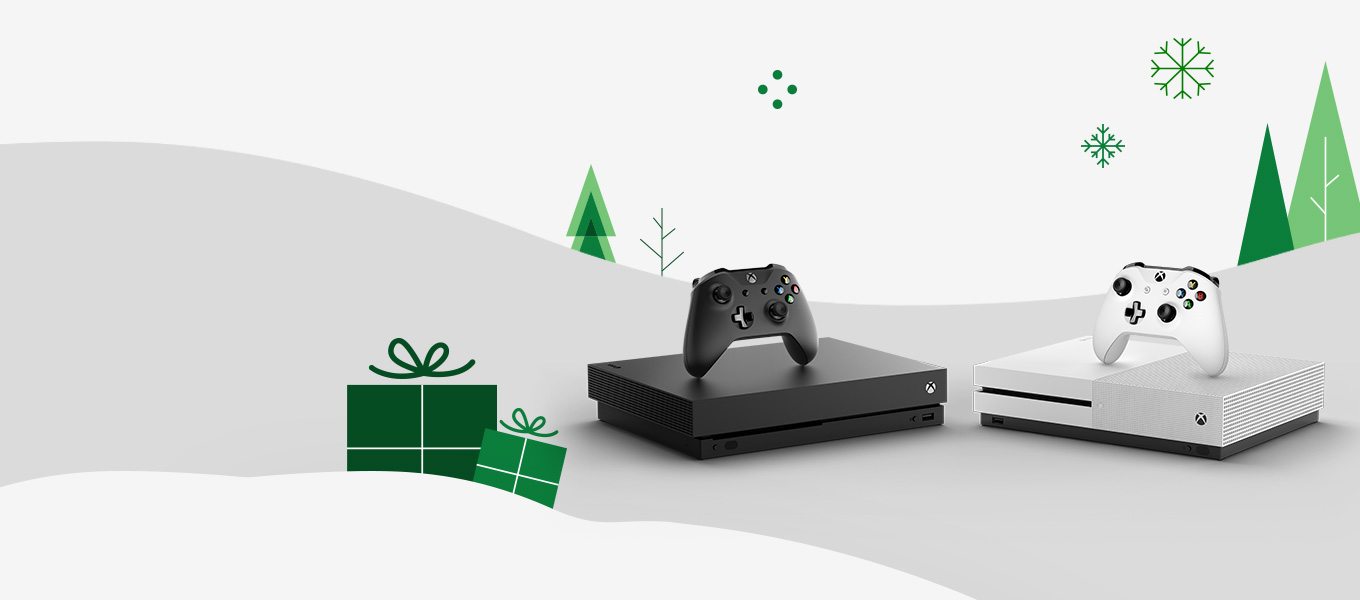 xbox one x black friday cyber monday hot deals 2018