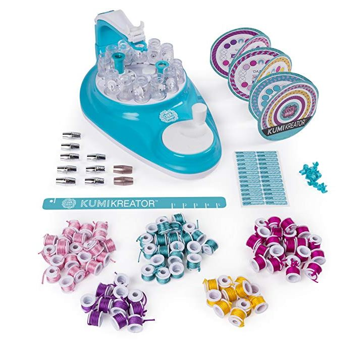 Cool Maker Bracelet Maker layout beads for young girls