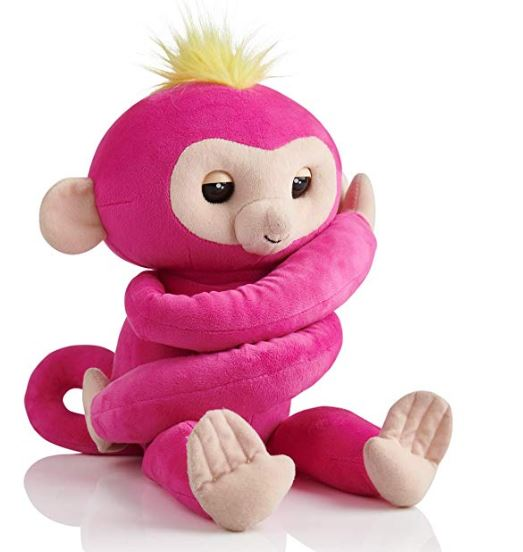 Fingerlings Hugs hottest young girl holiday gifts