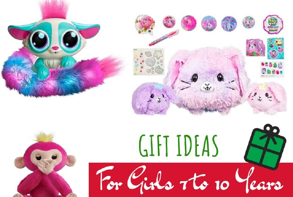 Gift Ideas For Girls 7 to 10 Years Report2