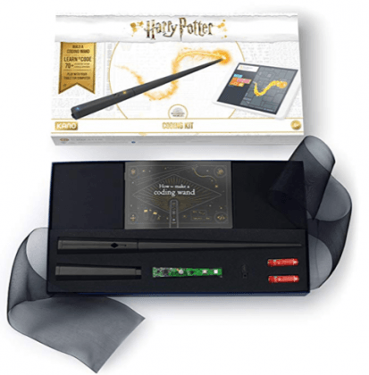 Harry Potter Wand kit for young boys