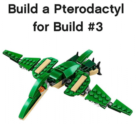 Lego Creator mighty dinosaurs pterodactyl for toy toys