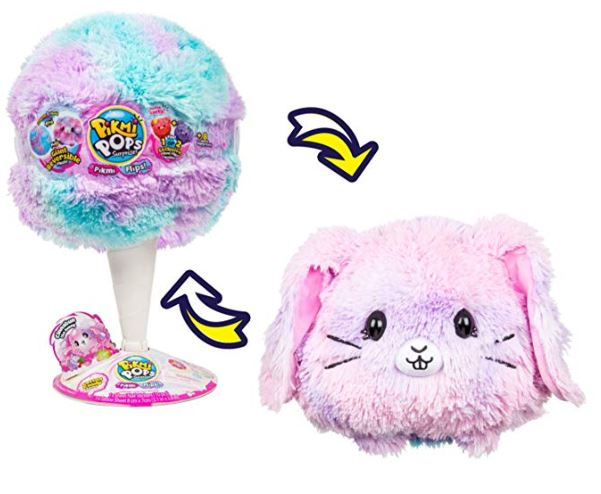 Pikmi Pops giant flips in ball for young girls gift ideas