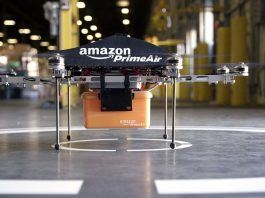 about those amazon delivery drones from jeff bezos images 2018