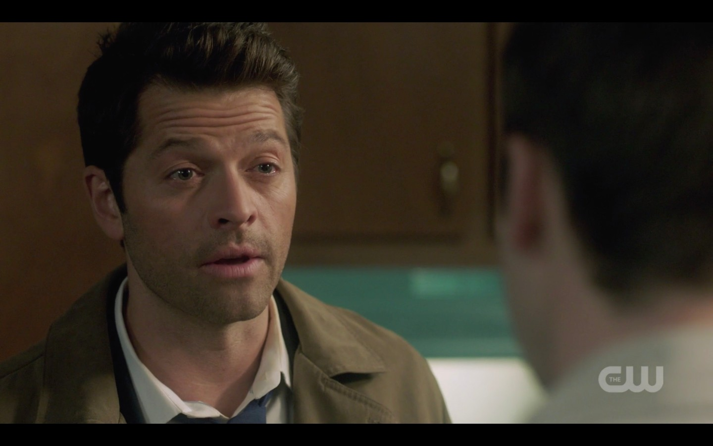 castiel because i made a promise to jack 1408 spn