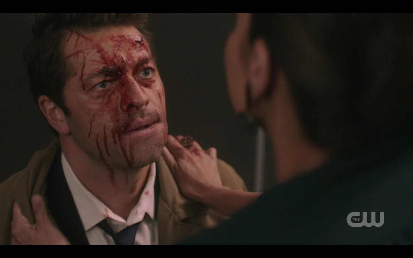 castiel misha collins blooded up again spn 1409
