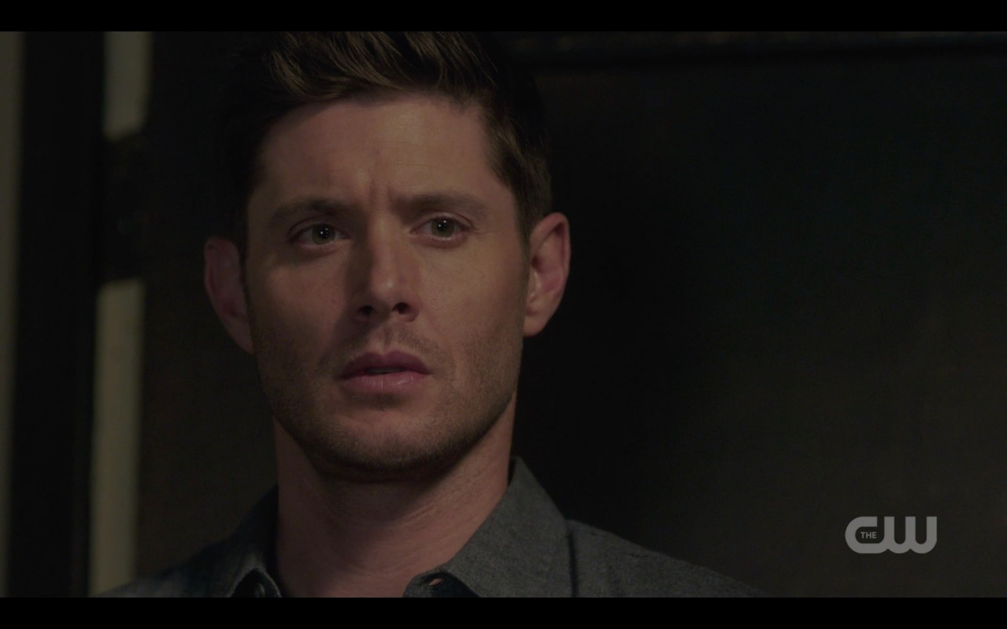 dean winchester reacts to jacks dying with rowena supernatural