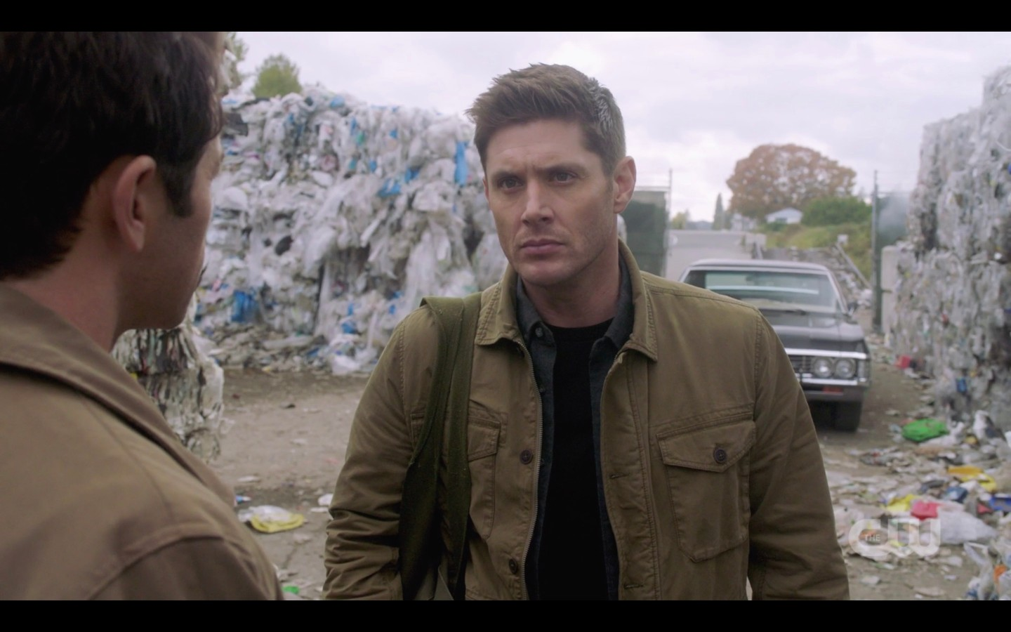 dean winchester tells cas about being possessed 1409 spn