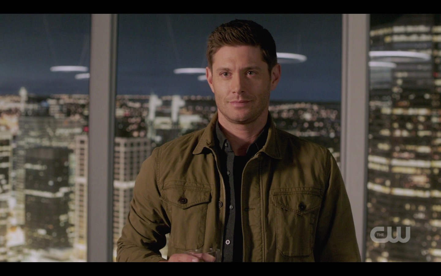 dean winchester watching michael excuses spn 1409 spear