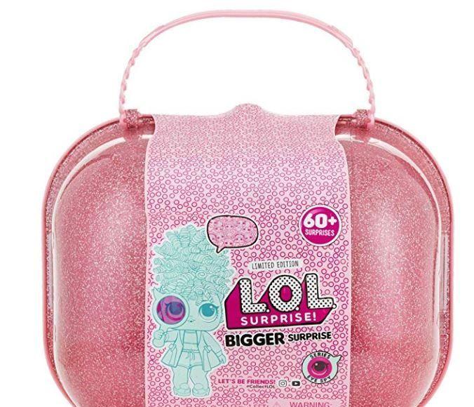 lol suprise kit with 60 suprises girls toys