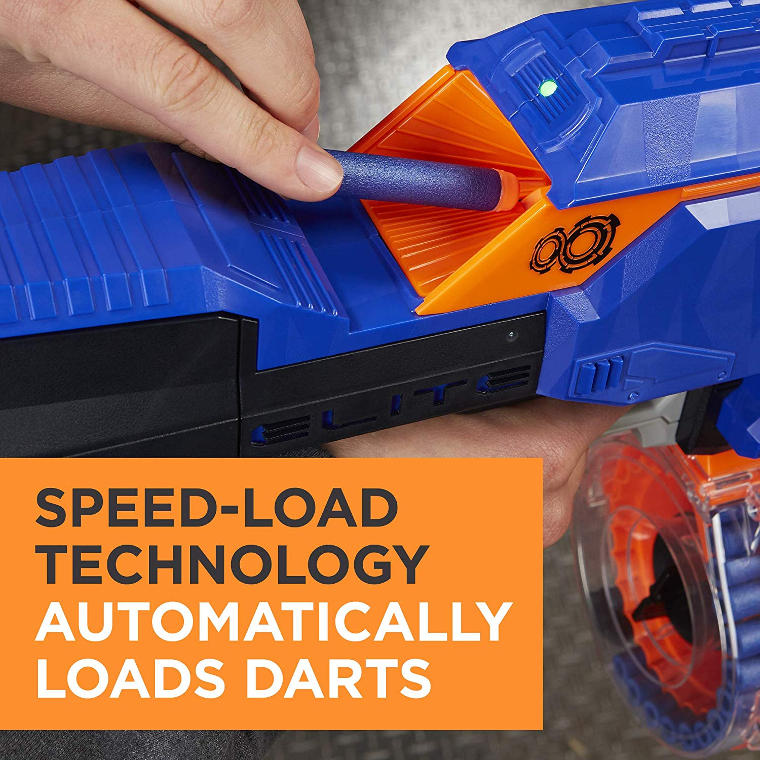 nerf strike elite auto dart loader