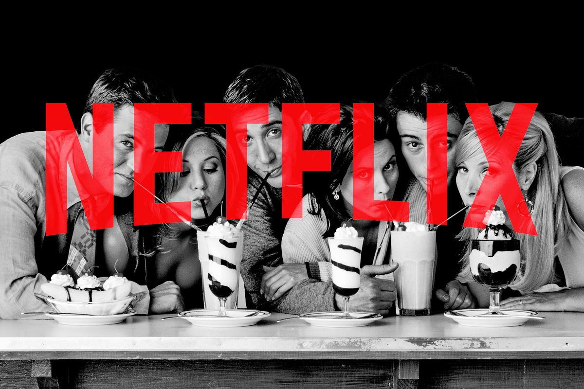 netflix 100 million dollar friends deal