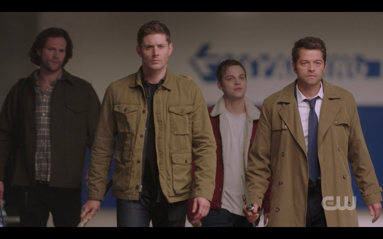 Supernatural 1409 Spear Midseason Finale Still Lacking Sam And