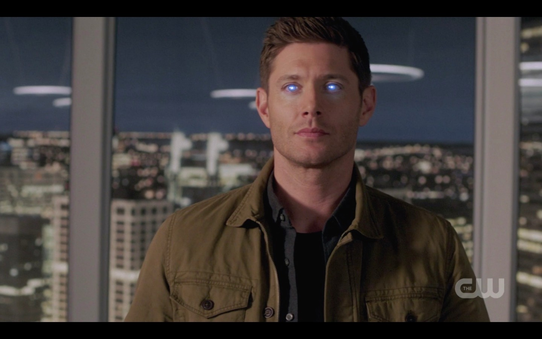 spn 1409 dean winchester blue eyes devil time