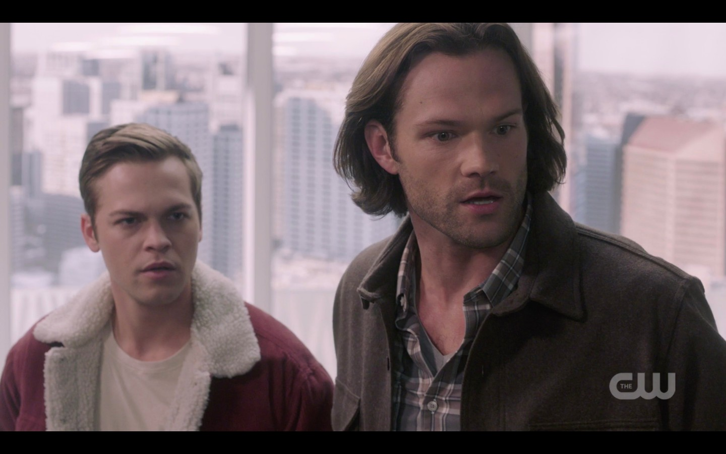 spn 1409 sam winchester frees jack too easily
