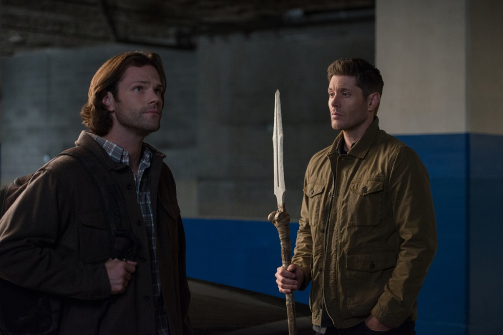 supernatural spear 1409 with sam dean winchester hard up review 2018