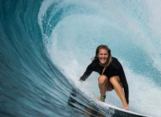 will olympics change surfing and equal pay for women stephanie gilmore 2018 images