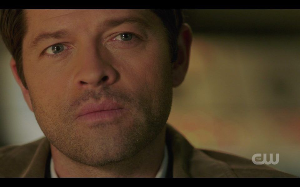 cas bonding with sam winchester spn 1410