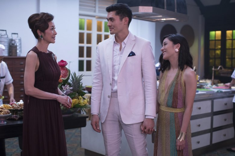 crazy rich asians get pga nomination with black panther star is born