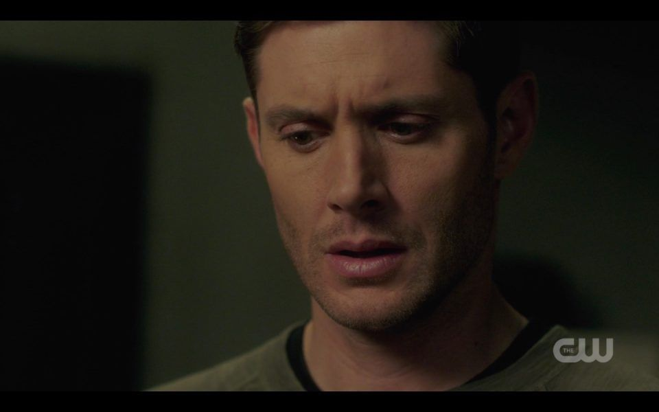 dean winchester reacts to billie book spn 1410