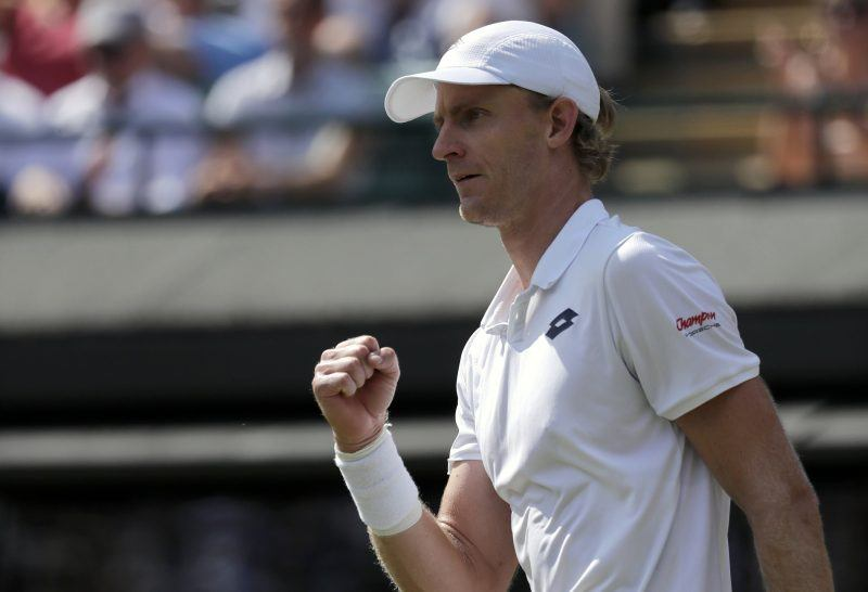 kevin anderson at australian open 2019